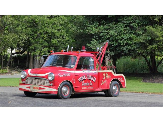1961 Morris Mini-Minor | 927748