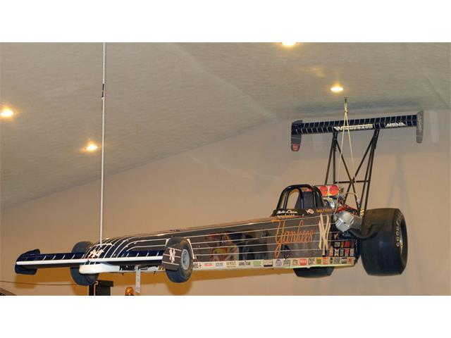 2000 Yankees 200 Top Fuel Dragster | 927750