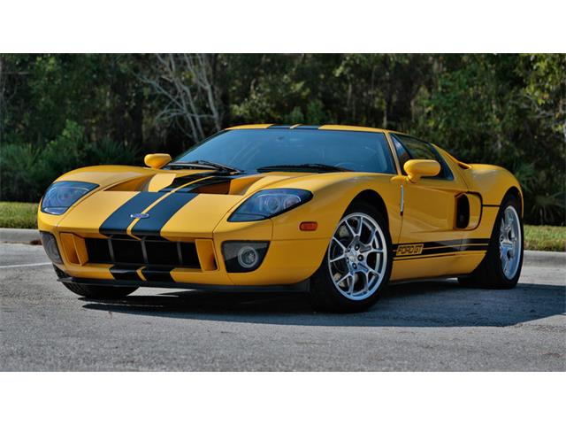 2006 Ford GT | 927760