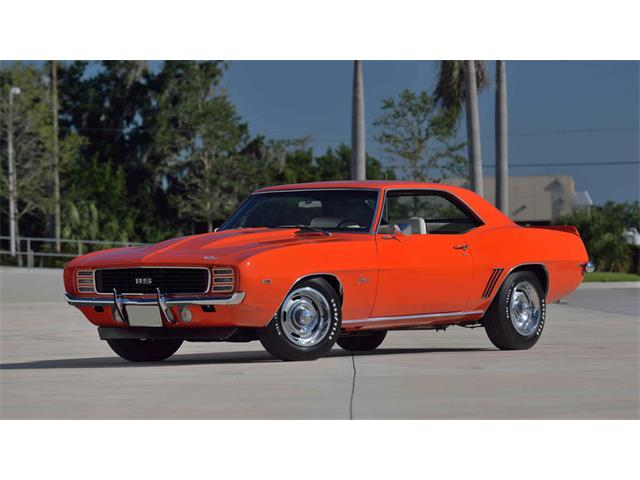 1969 Chevrolet Camaro COPO | 927765