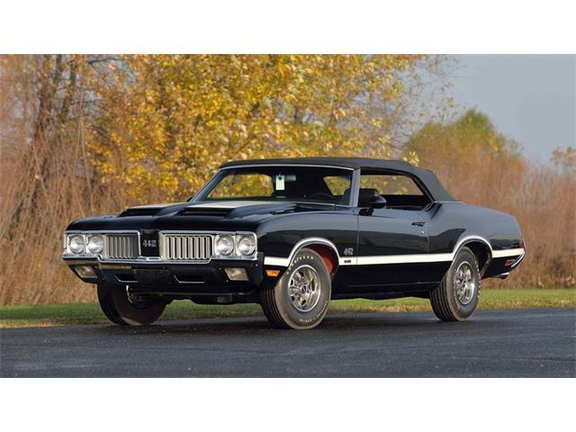 1970 Oldsmobile 442 | 927767