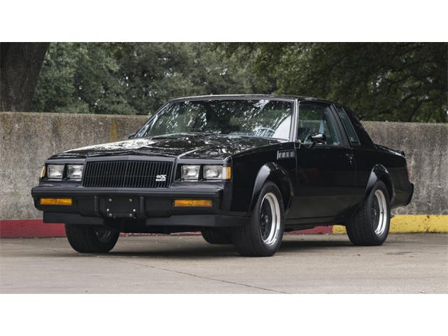 1987 Buick GNX | 927773