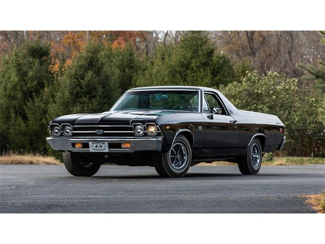 1969 Chevrolet El Camino SS | 927774