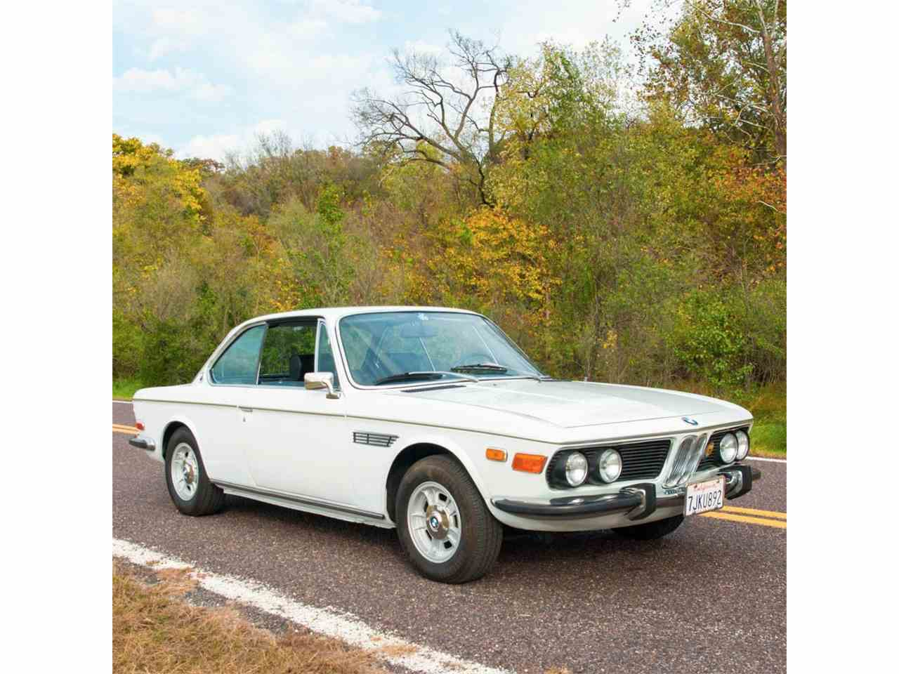 Cars For Sale Under 5000 By Owner >> 1972 BMW 3.0CS for Sale | ClassicCars.com | CC-920778