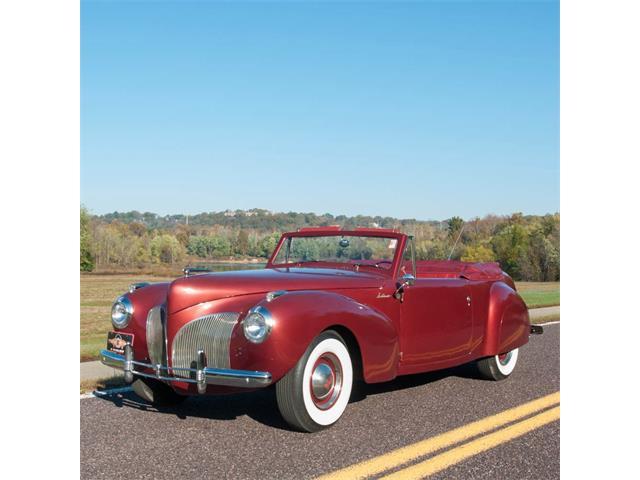 1941 Lincoln Continental | 920779