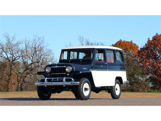 1961 Willys Jeep Wagon | 927795