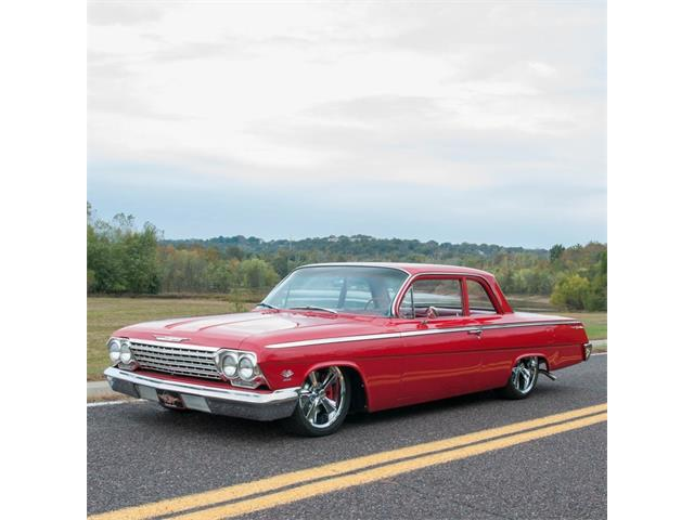 1962 Chevrolet Bel Air Custom 2 Door Sedan | 920078