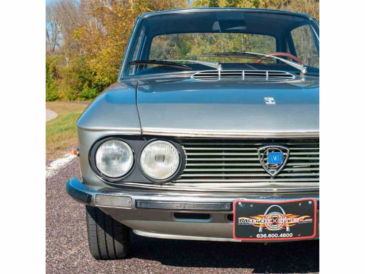 Large Picture of '73 Fulvia - JQH8