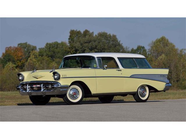 1957 Chevrolet Nomad | 927804