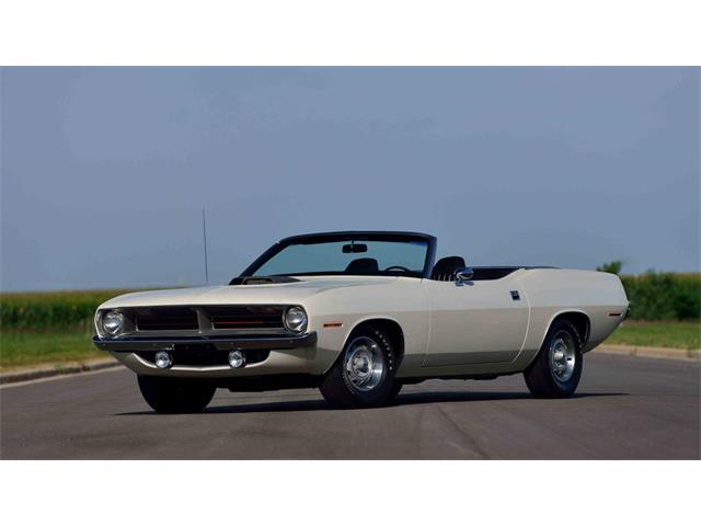 1970 Plymouth Cuda | 927812
