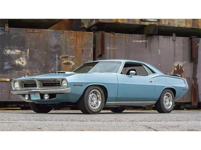 1970 Plymouth Cuda | 927817