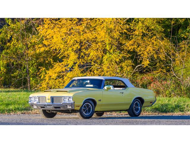 1970 Oldsmobile 442 | 927819