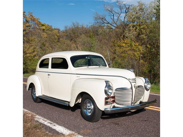 1941 Plymouth Sedan | 920782