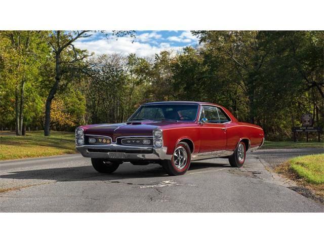 1967 Pontiac GTO | 927822