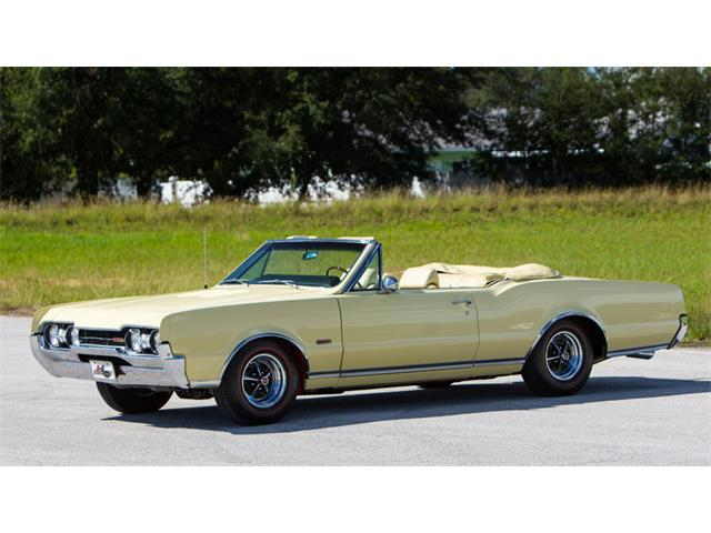 1967 Oldsmobile 442 | 927830