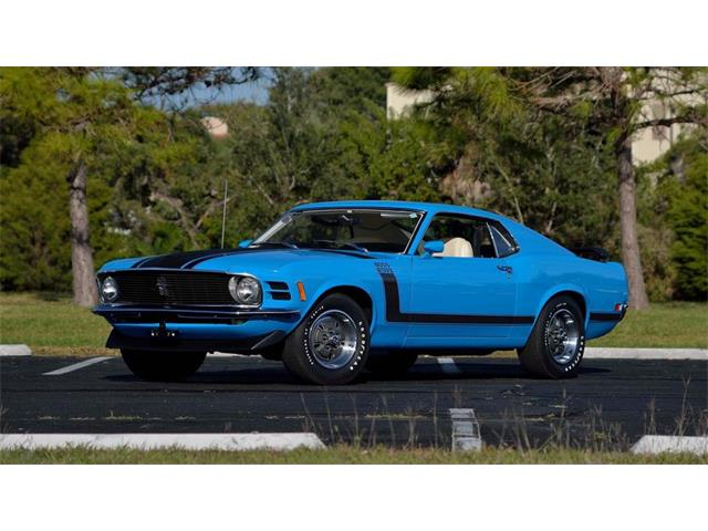1970 Ford Mustang | 927833