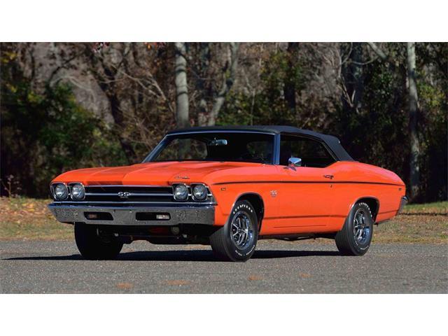 1969 Chevrolet Chevelle SS | 927834