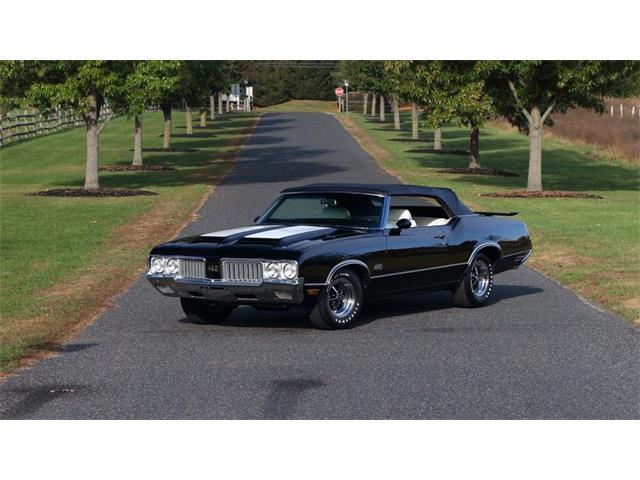 1970 Oldsmobile 442 | 927836