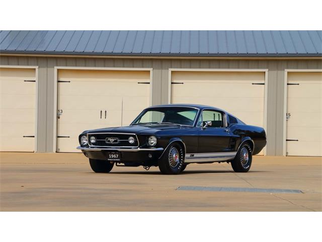 1967 Ford Mustang GT | 927839