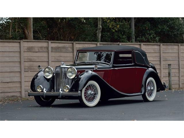 1948 Jaguar Mark IV | 927841