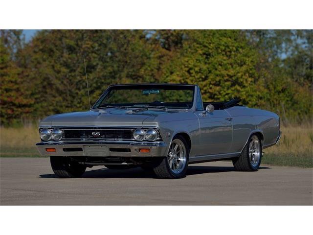1966 Chevrolet Malibu | 927845