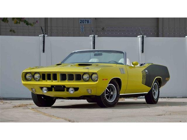 1971 Plymouth Cuda | 927851