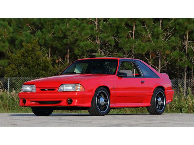 1993 Ford Mustang SVT Cobra R | 927852
