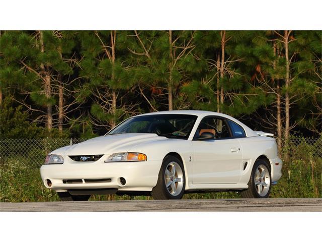 1995 Ford Mustang SVT Cobra R | 927854