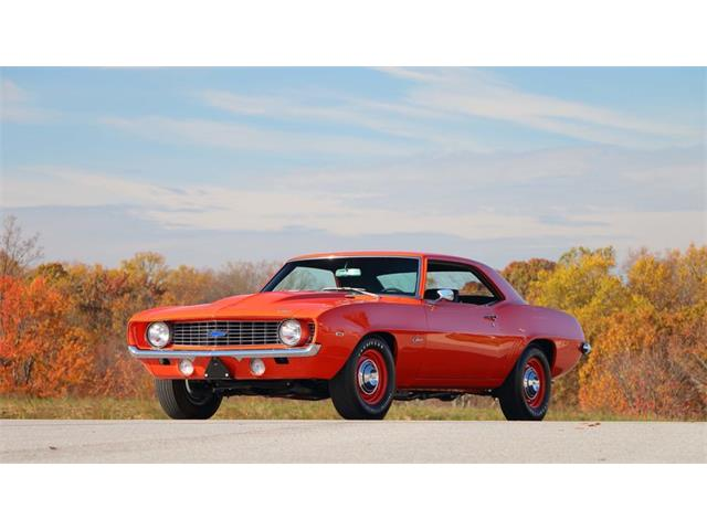 1969 Chevrolet Camaro | 927855