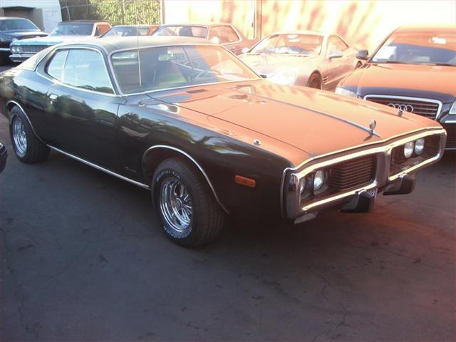 1973 DODGE CHARGERSE   920786