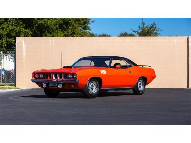 1971 Plymouth Cuda | 927862