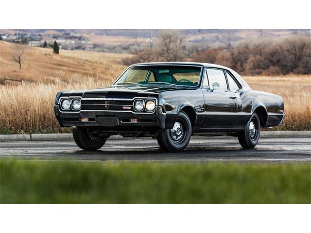 1966 Oldsmobile 442 F85 | 927864
