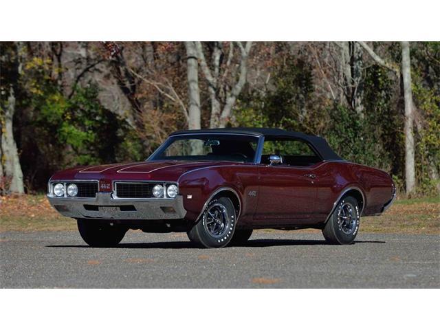 1969 Oldsmobile 442 | 927866