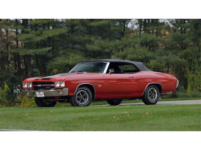 1970 Chevrolet Chevelle SS | 927867
