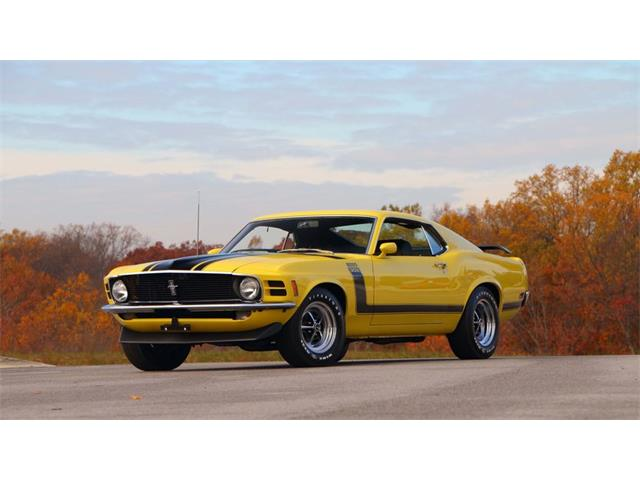 1970 Ford Mustang | 927870