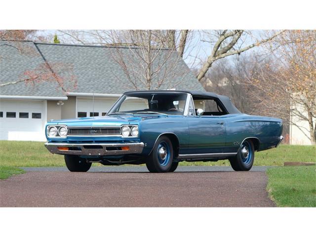 1968 Plymouth GTX | 927872