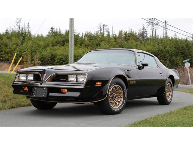 1977 Pontiac Firebird Trans Am | 927876