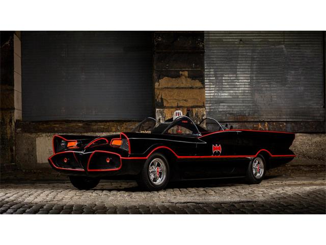 1966 Batmobile No. 5 | 927877