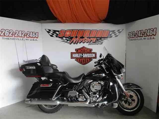 2015 Harley-Davidson® FLHTK - Ultra Limited | 920788