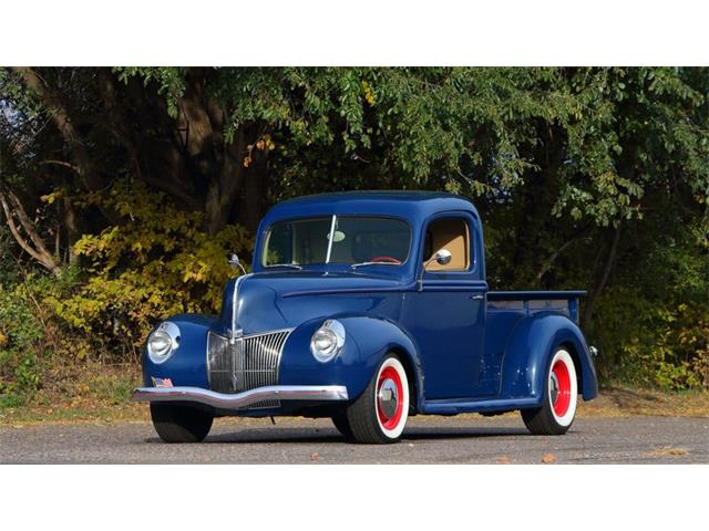 1940 Ford 1/2 Ton Pickup | 927882