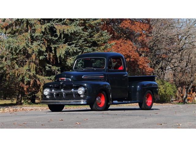 1951 Ford F1 | 927883