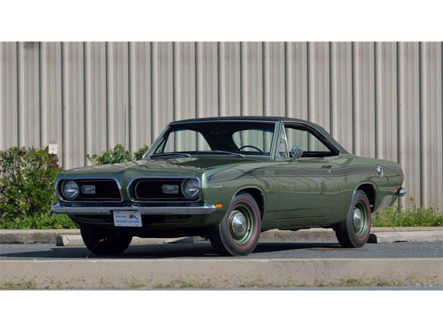 1969 Plymouth Barracuda | 927896