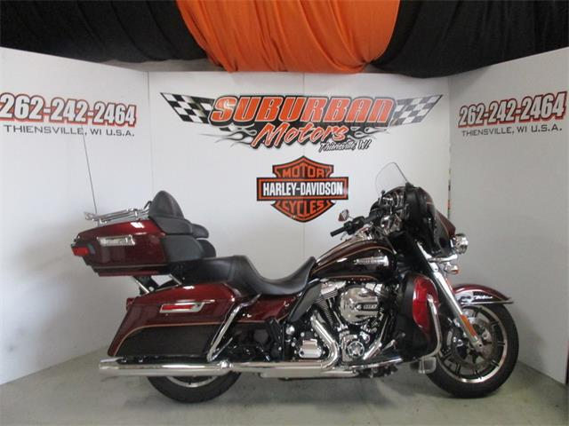 2015 Harley-Davidson® FLHTCUL - Electra Glide® Ultra Classic® Low | 920790