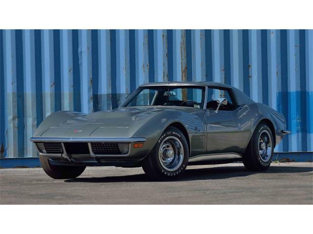 1971 Chevrolet Corvette | 927904
