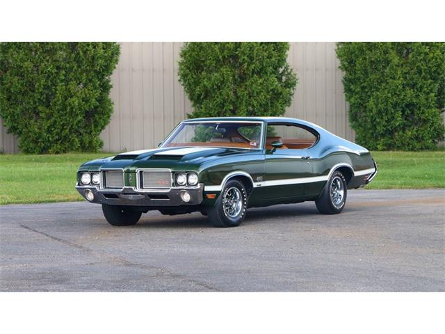 1972 Oldsmobile 442 | 927907