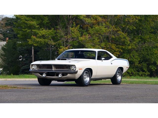 1970 Plymouth Cuda | 927908