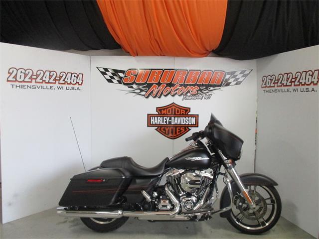 2015 Harley-Davidson® FLHXS - Street Glide® Special | 920791