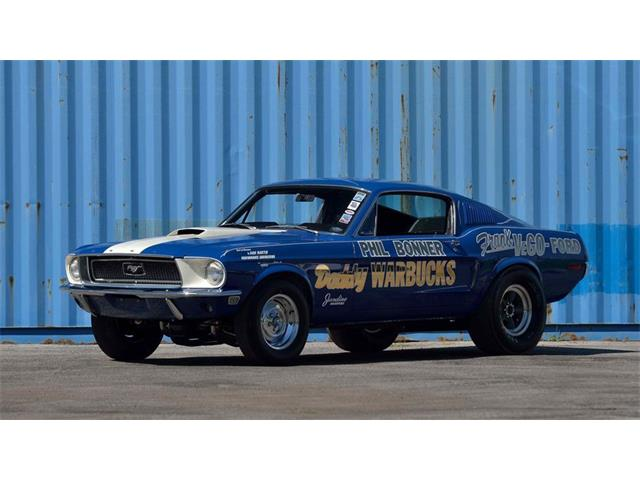 1968 Ford Mustang | 927915
