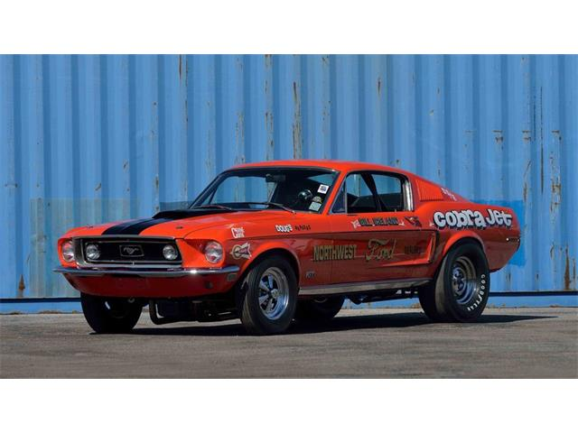 1968 Ford Mustang | 927919