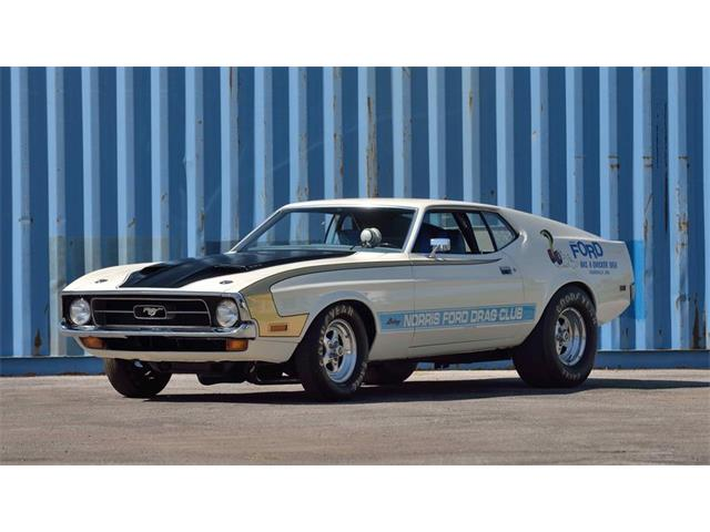 1971 Ford Mustang | 927923